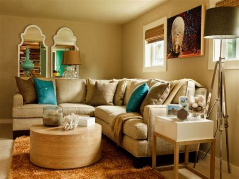 turquoise and brown living room decorating with turquoise and brown living room