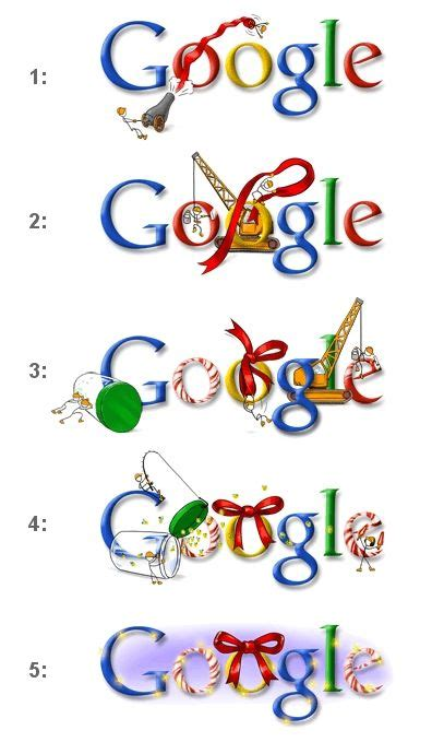 google xmas themes 17 best images about google logo art on pinterest first