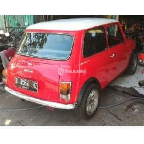 Jam Tangan Mini Cooper Plat Merah mobil klasik morris mini cooper 1976 warna merah seken