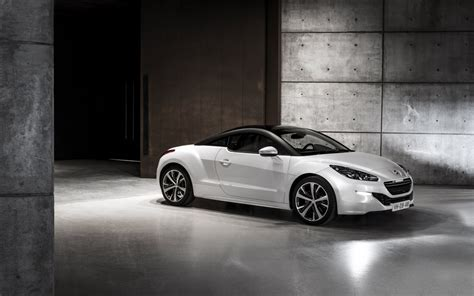 peugeot sports car 2013 peugeot rcz sports coupe wallpaper hd car wallpapers