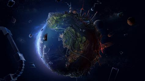 3d earth globe hd wallpapers 1920 x 1080 wallpapers hd wallpapers 1080p 12635 3d space scene earth jpg