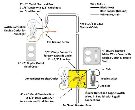 electrical junction box wiring diagrams residential wiring