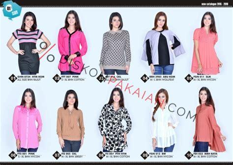Atasan Garsel Fashion Brh 3973 katalog garsel terbaru 2015 diskonpakaian