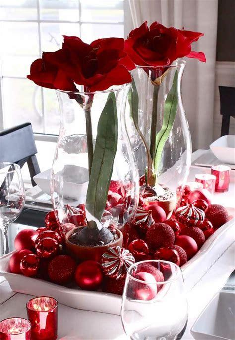Weihnachtliche Tischdeko Ideen weihnachtsdeko ideen originelle dekoideen f 252 r eine