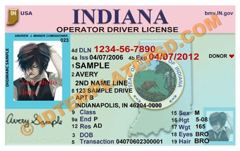 Template Id Card Photoshop Zebra Printer by 54 Best Images About Novelty Psd Usa Driver License