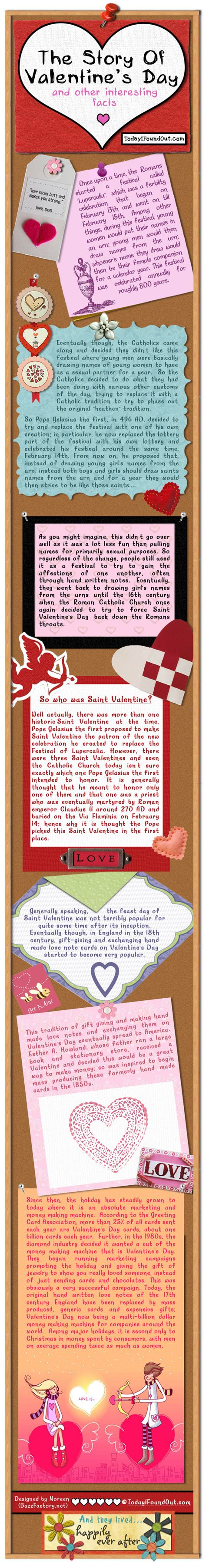 history valentines history of s day