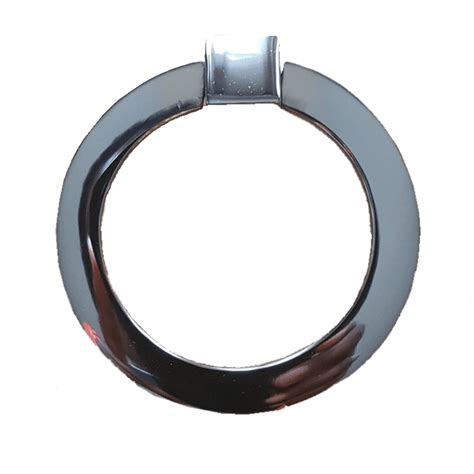 chrome ring drawer pulls 3 inch mission style solid brass drawer ring pull