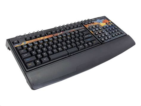 Steelseries Zboard Gaming Keyboard refurbished steelseries 64090 zboard starcraft ii keyboard neweggflash