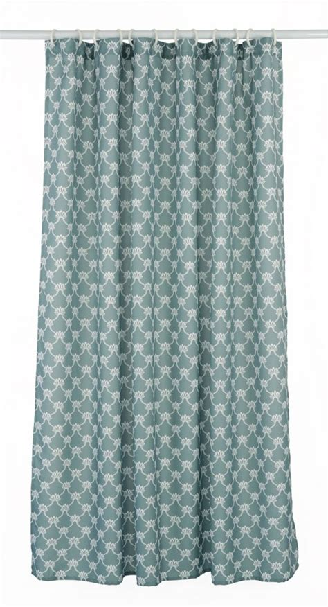 home depot shower curtains lj home fashions manhattan 14 piece shower curtain grey