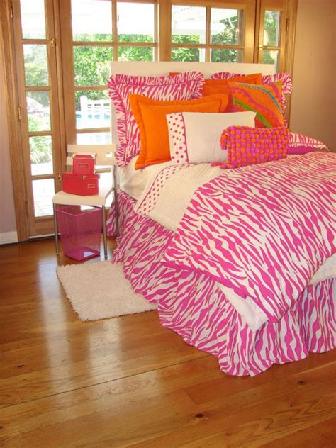 pink teen bedding 192 best orange and pink rooms images on pinterest homes