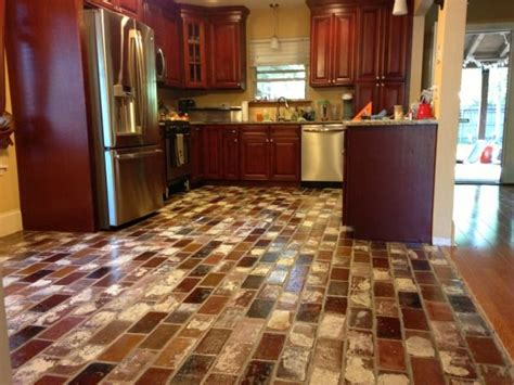 glamorous and coloful home in st louis 171 interior design files 17 best images about beautiful portstone brick flooring on