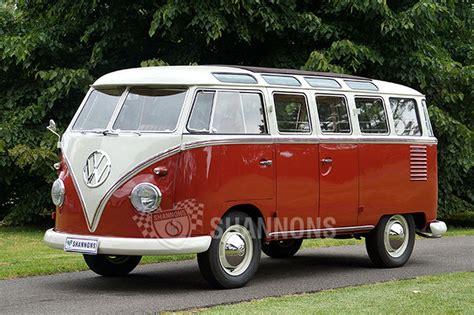 volkswagen kombi sold volkswagen kombi 23 window samba bus rhd