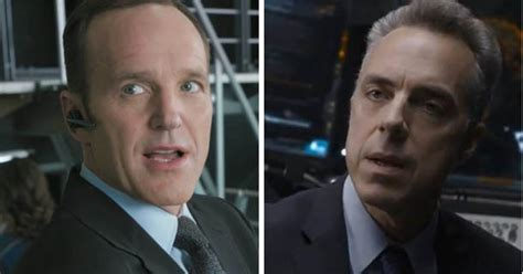 titus welliver marvel agents of shield avengers assemble clark gregg and titus welliver agents