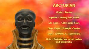 The star races arcturian youtube