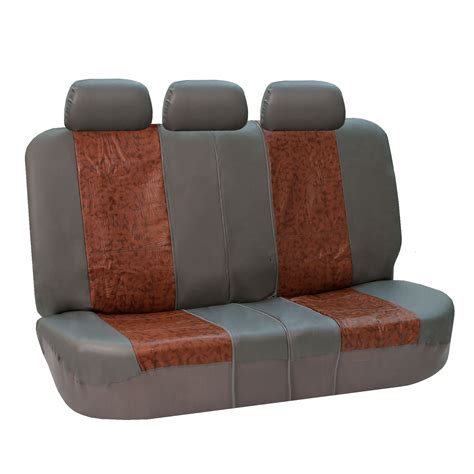 split bench seat textured pu leather split bench seat covers ebay