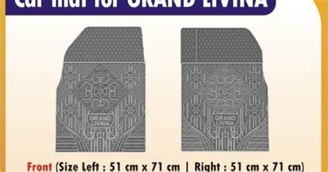 Karpet Karet Grand Avanza karpet mobil grand livina karpet mobil kualitas terbaik