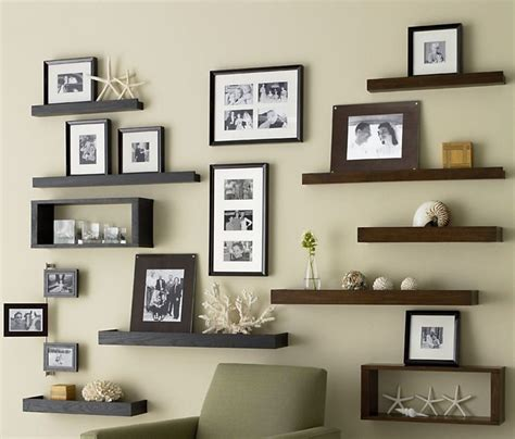 wall shelf decorating ideas 16 ideas for wall decor wall spaces photo shelf and