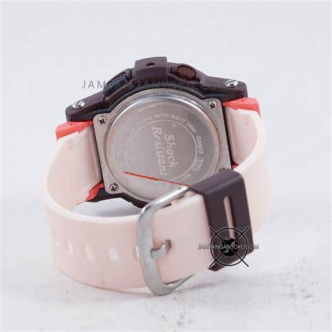 Jam Tangan Digitec Baby G Pink harga sarap jam tangan baby g bga 180 4b4 coklat krem