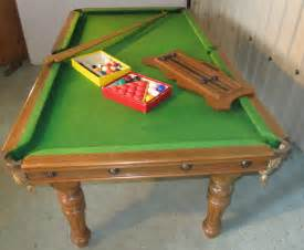 Snooker Dining Tables For Sale 100 For Sale Billiard Dining Arts And Crafts Oak Snooker Dining Table By