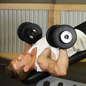 decline bench press alternative wide grip decline barbell bench press exercise guide and video