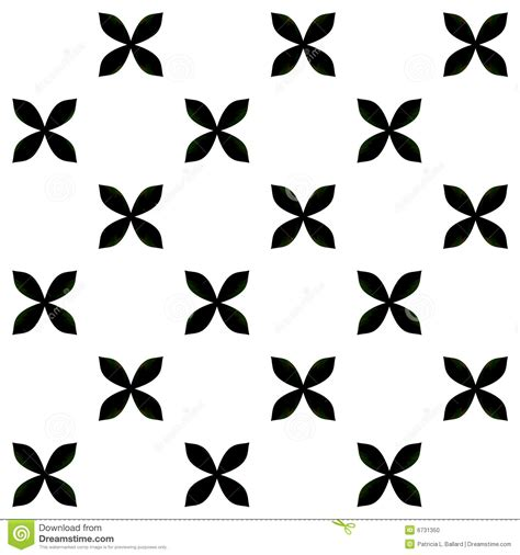 pattern white simple simple flower patterns black and white