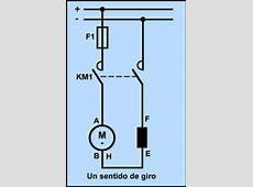 ESQUEMA del motor de excitacion serie Km1