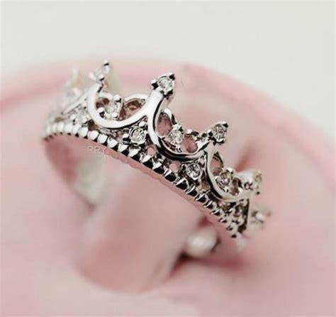 Cincin Berlian Wanita Bunga Matahari Silver 925 Berlapis Emas Putih buy grosir cincin ratu mahkota from china cincin ratu mahkota penjual aliexpress