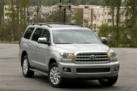 2010 toyota sequoia 2010 toyota tundra and sequoia pricing unveiled
