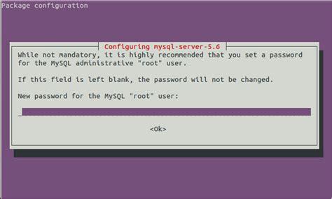 install mysql ubuntu tutorial ubuntu tutorial how to install mysql server on ubuntu 15