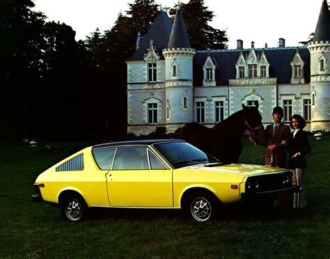 renault 17 gordini 1974 renault 17 gordini gallery