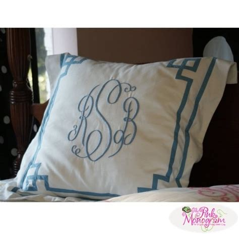 monogrammed bed linens 17 best images about monogrammed bed linens on