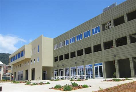 ross school of medicine ross to formally open new student center