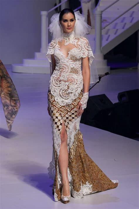 Fashion Kebaya Cantik Elnira Tangan Pendek 13 inspirasi kebaya lengan pendek untuk segala acara santai tapi tetap terlihat punya pesona