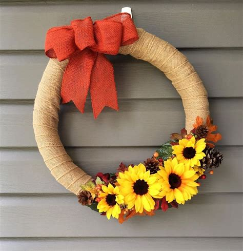 Burlap Wreaths For Front Door 25 Best Ideas About Fall Burlap Wreaths For Front Door On Burlap Wreaths For Front