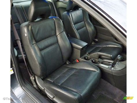 black interior  honda accord   coupe photo  gtcarlotcom