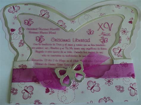 imagenes de invitaciones mariposas invitaciones con mariposas imagui