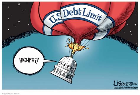 debt ceiling political cartoons lisa benson s editorial cartoons debt ceiling editorial