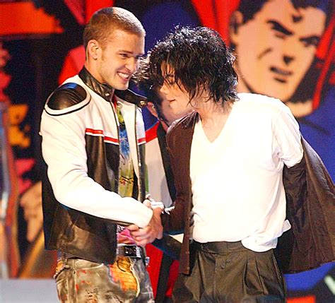 justin timberlake zoon michael jackson convinced justin timberlake to go solo