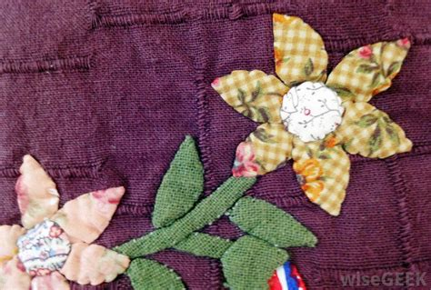 What Is Applique Quilting by How Do I Make An Applique Quilt With Pictures