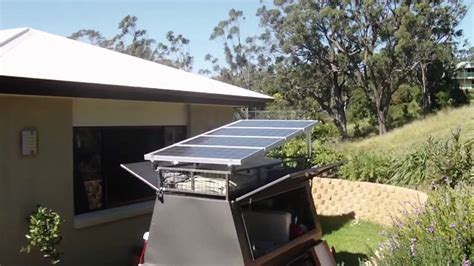 Ultimate Solar Panel by The Ultimate Camping Solar Setup Youtube