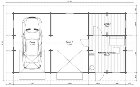 garage planen fabricant de maison de jardin studio de jardin sans permis