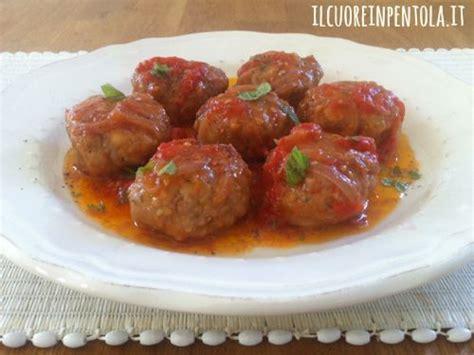 come cucinare le polpette di carne in bianco polpette in umido ricette di cucina il cuore in pentola