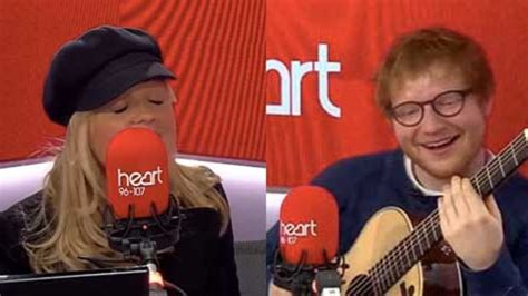 ed sheeran goodbye emma bunton and ed sheeran s duet of goodbye is too