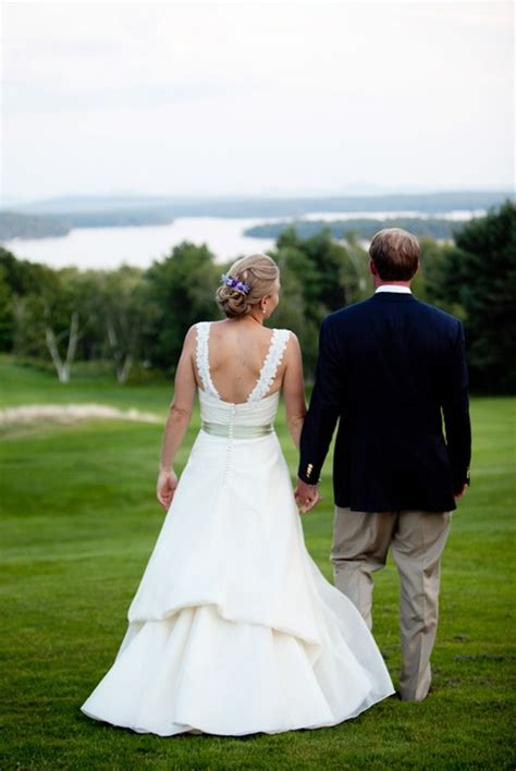 Wedding Dresses Nh by Real Rustic Wedding Lake Winnipesaukee Nh Rustic