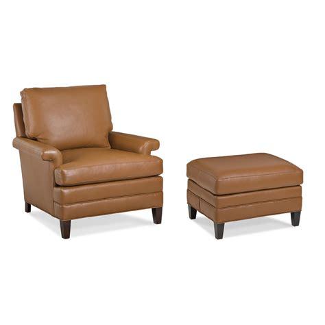hancock and ottoman hancock and nc360 1 hawkins chair and ottoman