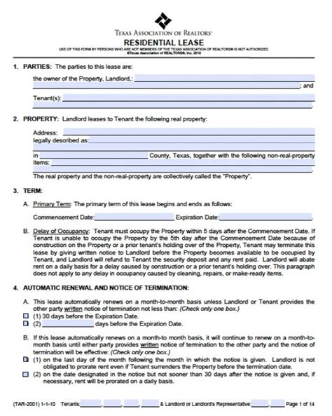 tenancy agreement renewal template tenancy agreement renewal template free