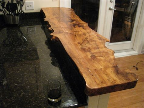 Maple Bar Top by Gallery Asheville Hardware