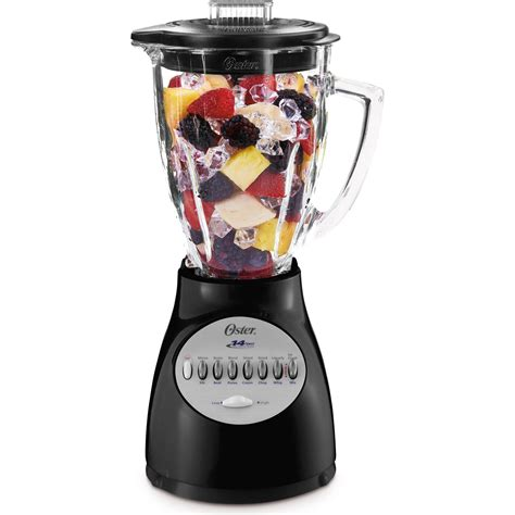 Blender Blenz oster 14 speed accurate blend 200 blender 6 cup pitcher glass blade smoothie new ebay
