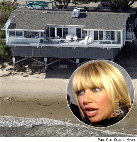 Suzanne Somerss Home Destroyed By suzanne somers home destroyed but still a happy cer