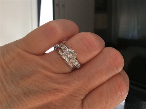 my decision on redesigning my engagement ring weddingbee
